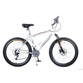 Link to Titan White Knight 21-speed All Terrain Mountain Bike  Similar Items in Cycling Equipment