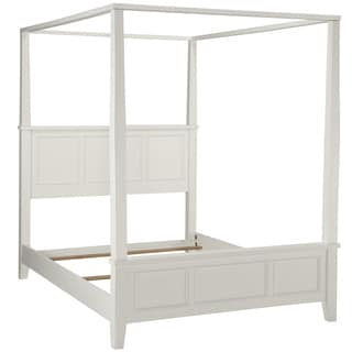 Naples King Canopy Bed by Home Styles
