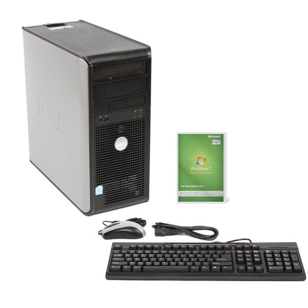Dell GX620 2.8GHz 250GB MT Computer (Refurbished)