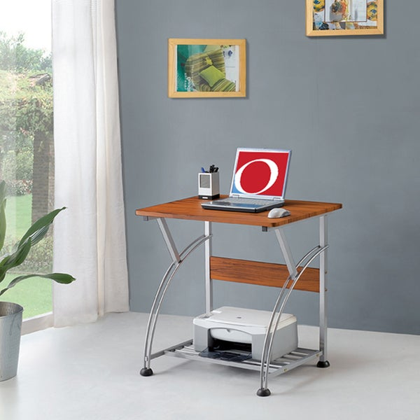 Ergonomic Comfort Compact Computer Workstation Desk