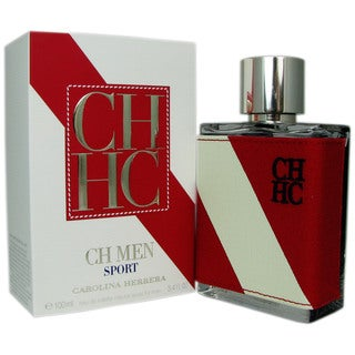 Carolina Herrera CH Men Sport Men's 3.4-ounce Eau de Toilette Spray