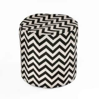 Handmade Indoor/ Outdoor 17-inch Beanbag Cylinder|https://ak1.ostkcdn.com/images/products/7684156/P15093556.jpg?impolicy=medium