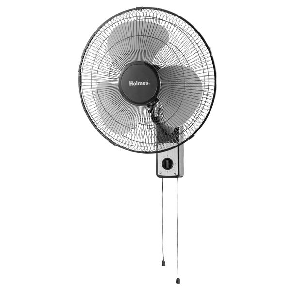 Big Stand Up Oscillating Fan : Holmes inch oscillating wall mount fan free shipping