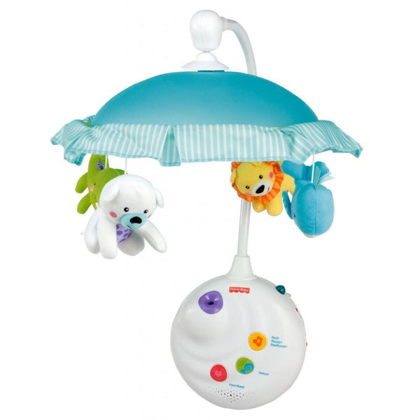 d7e44bfb930cc Shop Fisher-Price Precious Planet 2-in-1 Projection Mobile - Free ...
