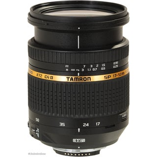Tamron SP AF 17-50mm f/2.8 XR Di-II VC LD Aspherical (IF) Lens (New in Non-Retail Packaging)