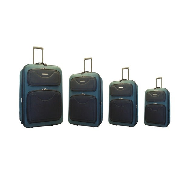Hercules Express Collection 4-piece Luggage Set