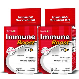 Natrol Immune Boost (60 Count) (Pack of 2)