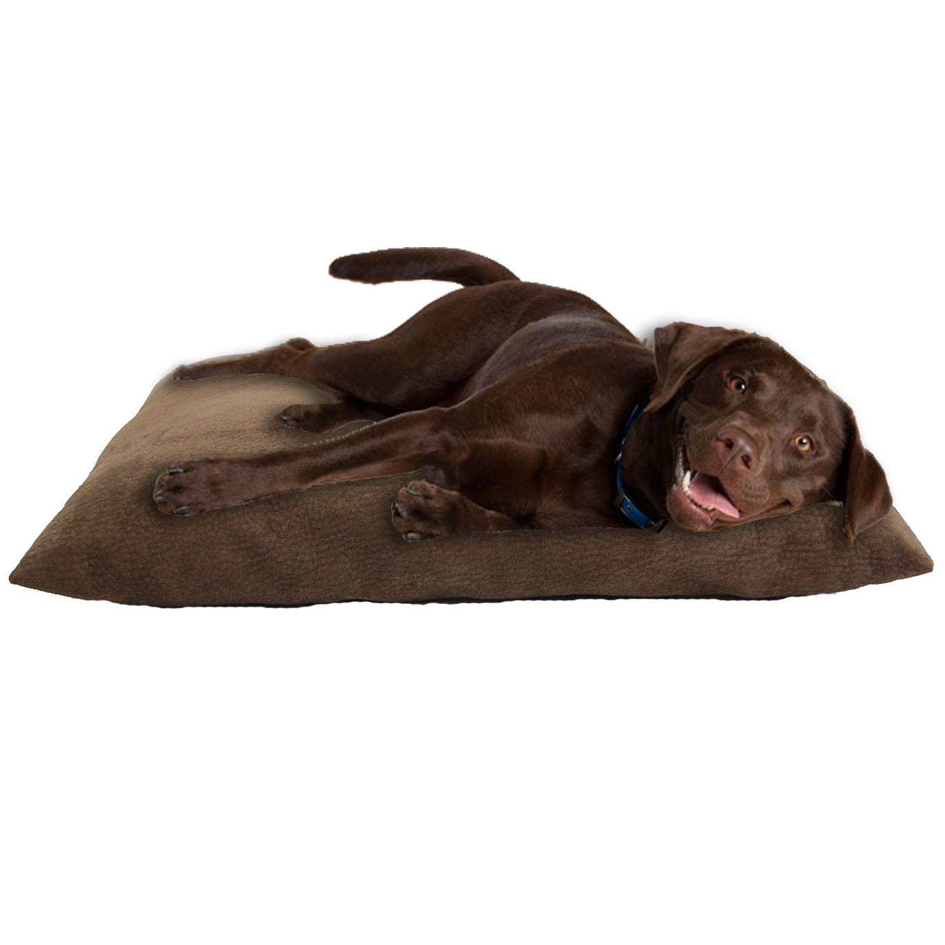 Fox RestPet 36-inch Mocha Brown Pet Bed (Pet Bed), Size M...