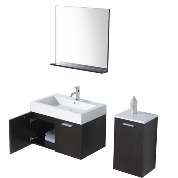 Hudson 30-inch Single-sink Bathroom Vanity Set
