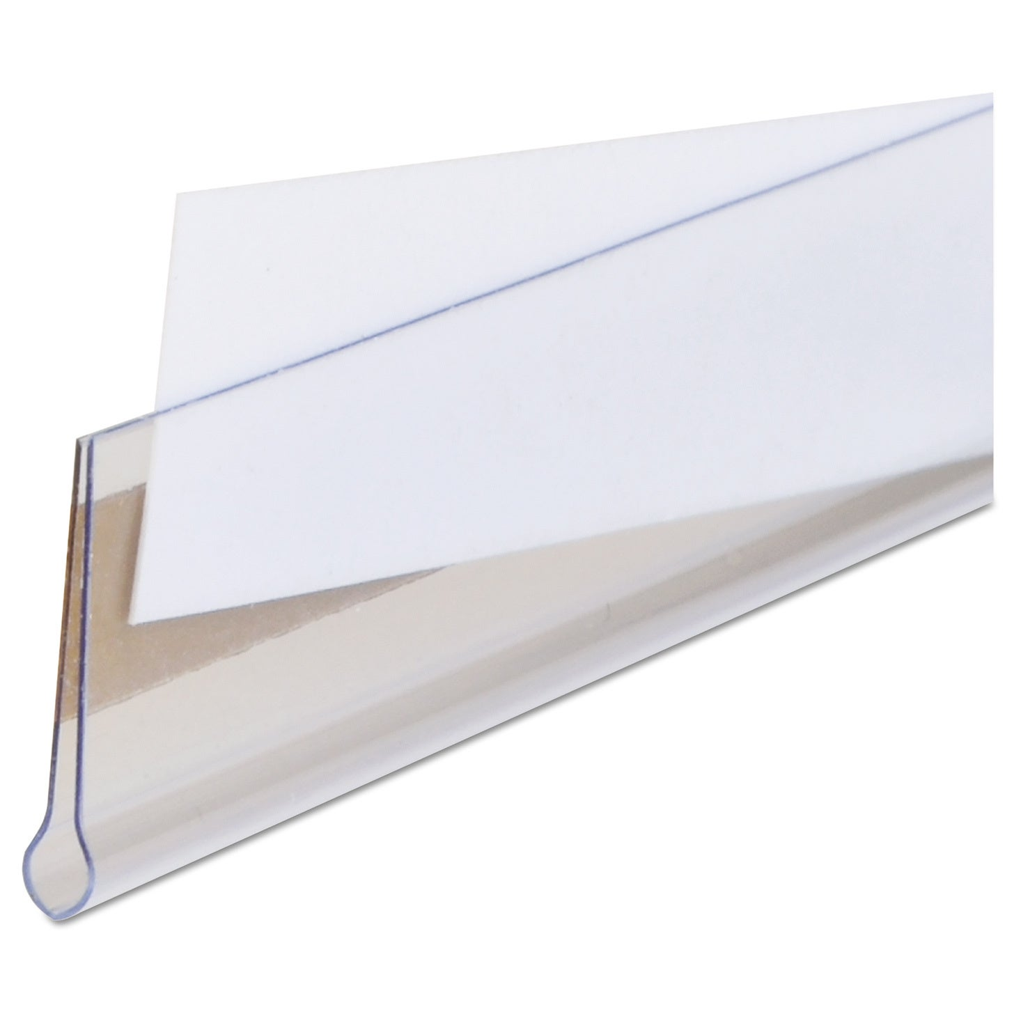 C-Line Top-load Clear Label Holders (Case of 50) (Label H...