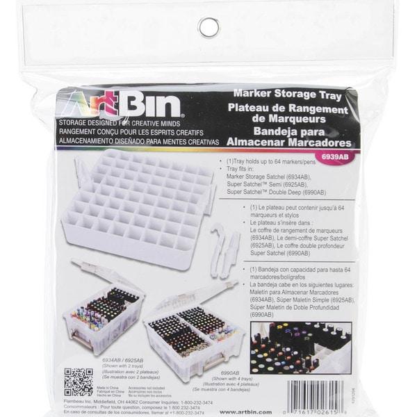 ArtBin Marker Tray-White