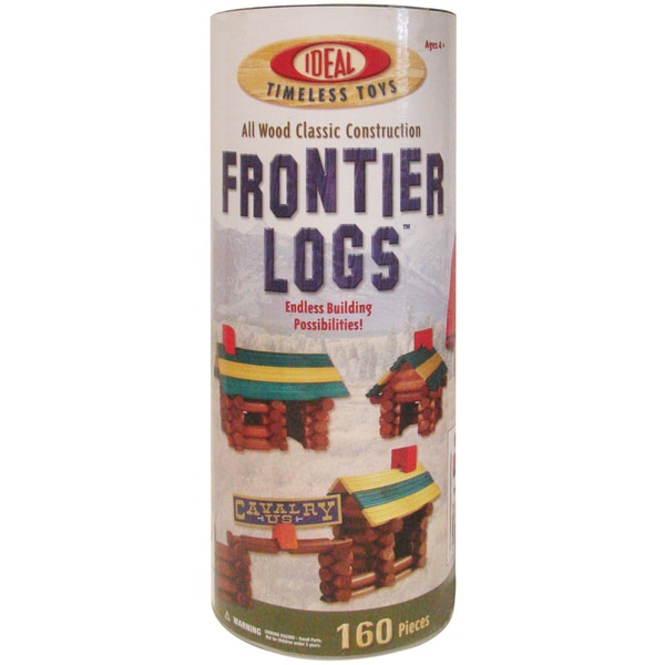 Frontier Logs (160 pieces)
