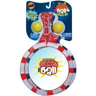 Boom Ball Racquet Set