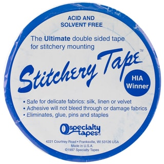 """Stitchery Tape For Framing -1-1/2""""X30' Roll"""