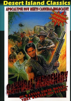 Cannibal Mercenary (DVD)