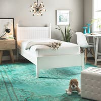 Clay Alder Home Silas White Twin Bed