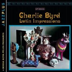 CHARLIE BYRD - LATIN IMPRESSIONS + BOSSA NOVA PELOS PASSAROS