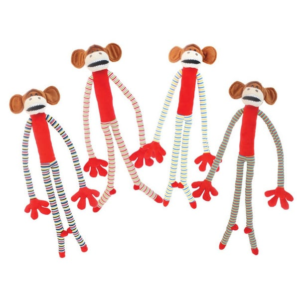 Multipet Monkey Bars Plush Toy