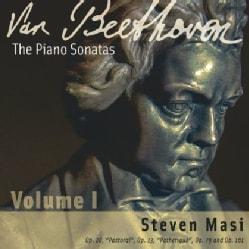 STEVEN MASI - BEETHOVEN: THE PIANO SONATAS-VOL. 1