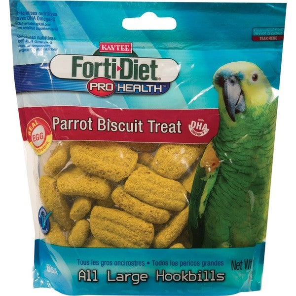 Kaytee Forti-Diet Pro Health Parrot Biscuits
