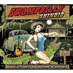 SWAMPBILLY SHINDIG - SWAMPBILLY SHINDIG