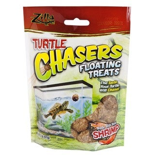 Zilla Turtle Food Chase Shrimp Treats