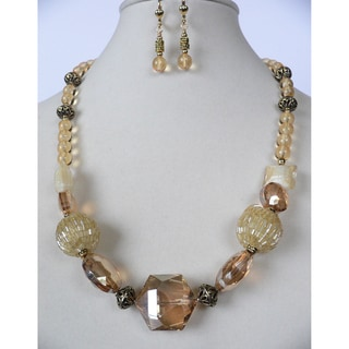 Charlemagne' Necklace and Earring Set