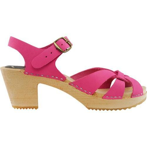 Women's Cape Clogs Cocktail Bright Petal Pink Pink