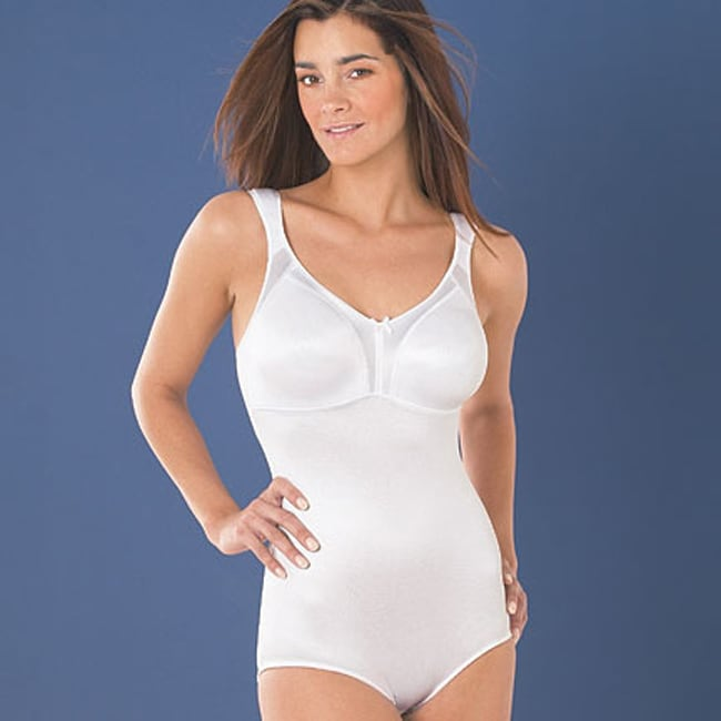 5ea2e17b0774f Shop Playtex Women s White All-In-One Shaper - Free Shipping On Orders Over   45 - Overstock - 6121367