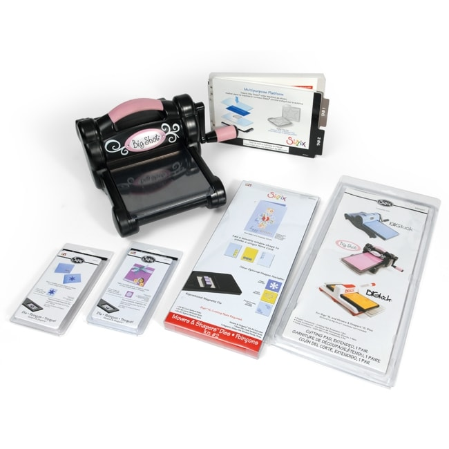 Sizzix Movers and Shapers Value Kit #3