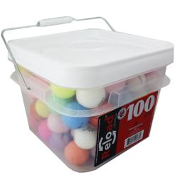 Reload Recycled Crystal Mix Golf Balls (Pack of 100) (Refurbished)