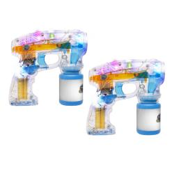 Discovery Kids Bubble Blower Gun (Pack of 2) - Thumbnail 2