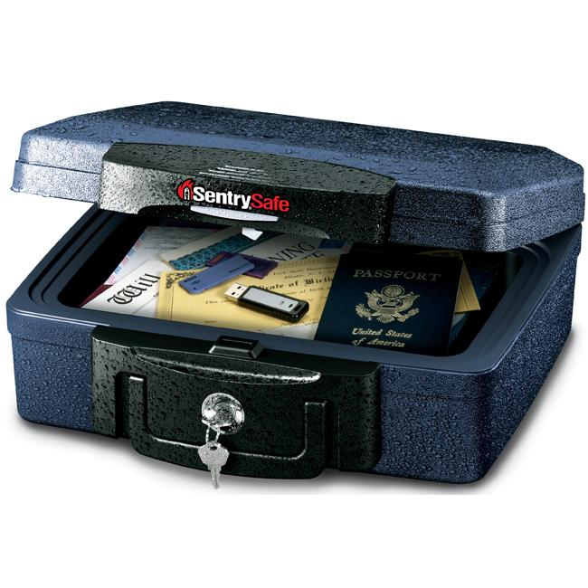 SentrySafe Waterproof Fire-safe Chest Safe