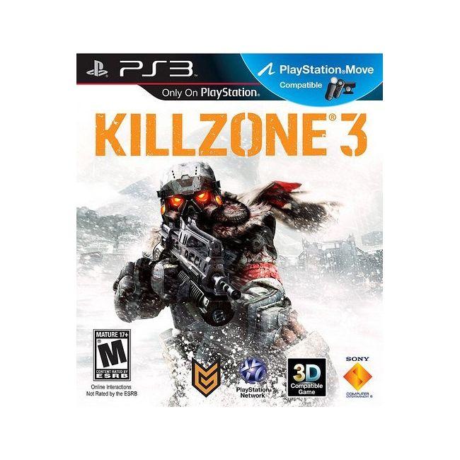 PS3 - Killzone 3 (Pre-Played)
