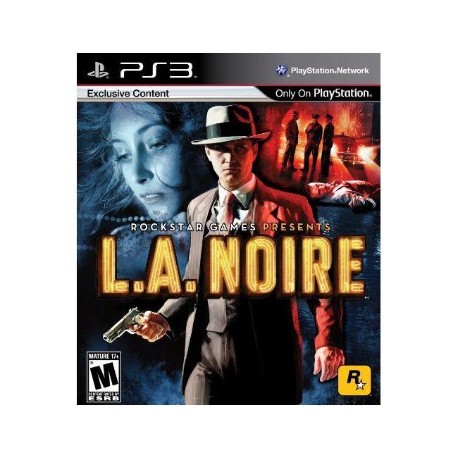 PS3 - L.A. Noire (Pre-Played)
