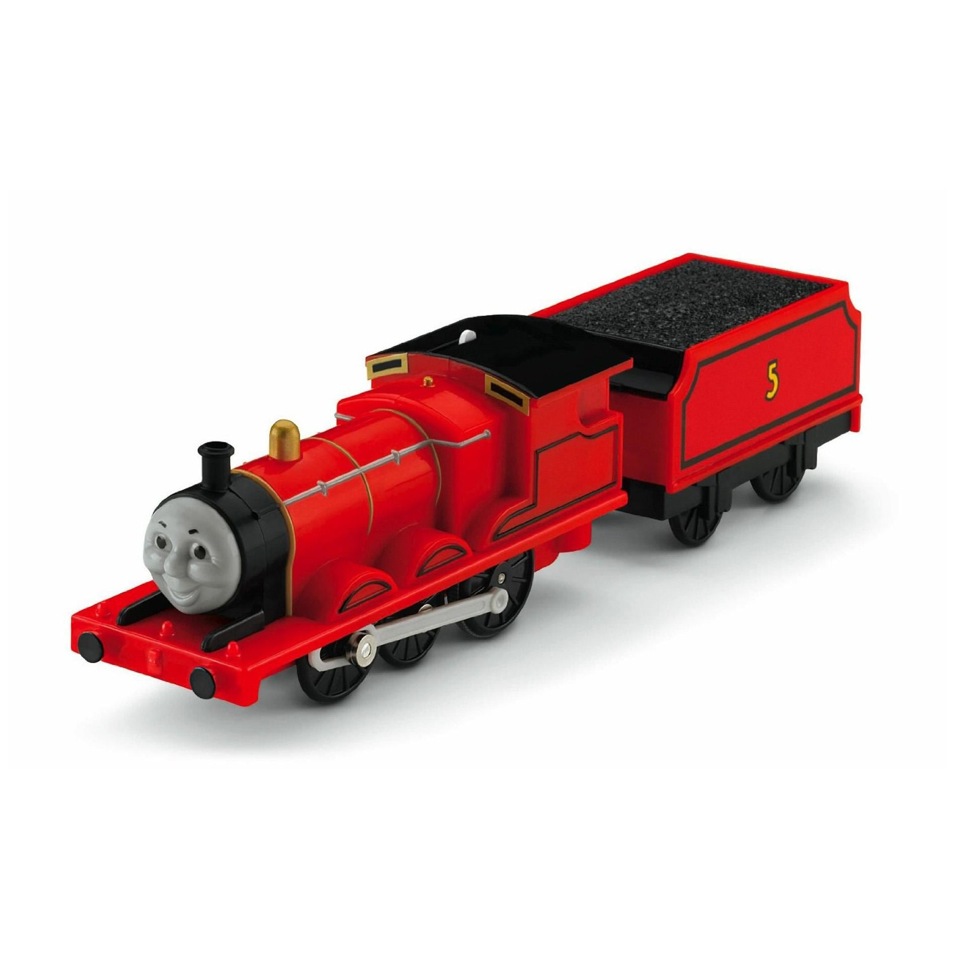 Best Thomas And Friends Toys And Trains : Fisher price thomas and friends big james toy