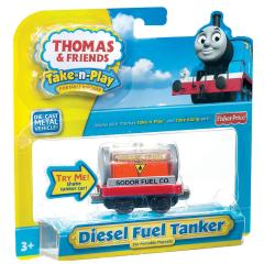 Shop Fisher Price Thomas And Friends Small Diesel Car