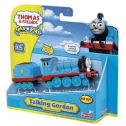 Shop Fisher Price Thomas And Friends Talking Gordon Toy
