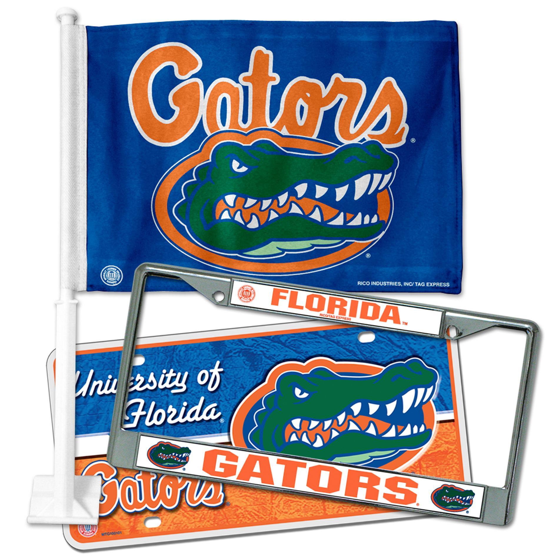 Florida Gators Automotive Fan Pack