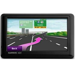 Garmin nuvi 1490T 5-inch Bluetooth Portable GPS Navigator (Refurbished) - Thumbnail 1