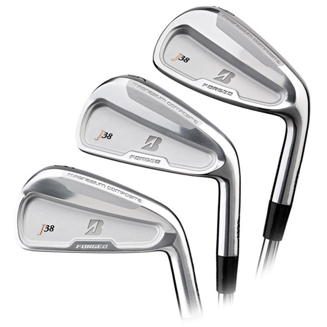 Bridgestone Men's J38 Cavity Forged 8-piece Iron Set