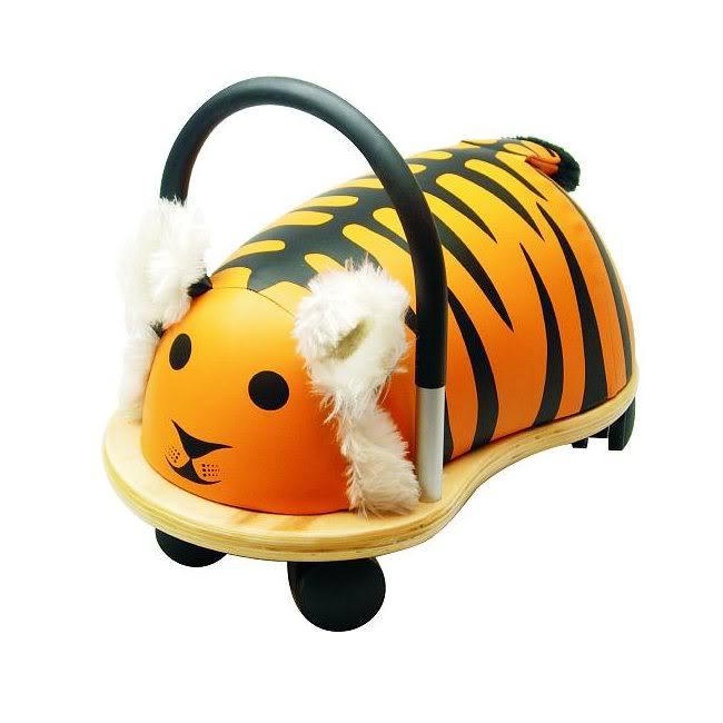 Prince Lionheart Tiger Wheely Bug