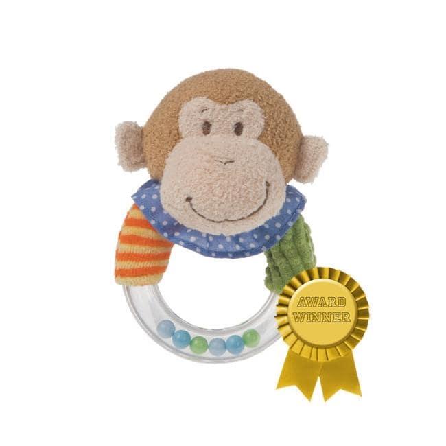Mary Meyer Mango Monkey Rattle