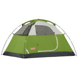 Coleman Sundome Green Single-door Two-person Tent (48' x 5' x 7') - Thumbnail 1