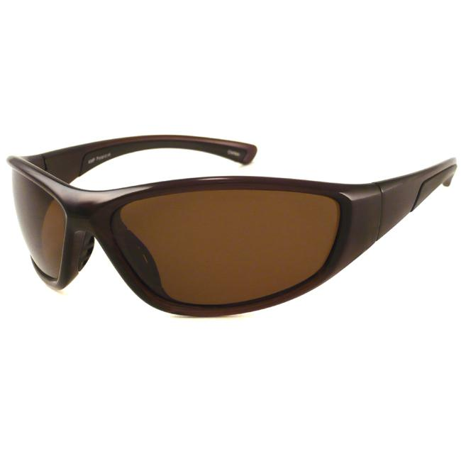 Alta Vision Men's Polarized Star Board Wrap Sunglasses