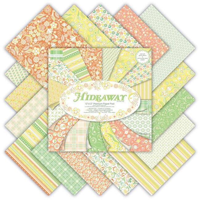 Hideaway Premium Paper Pad