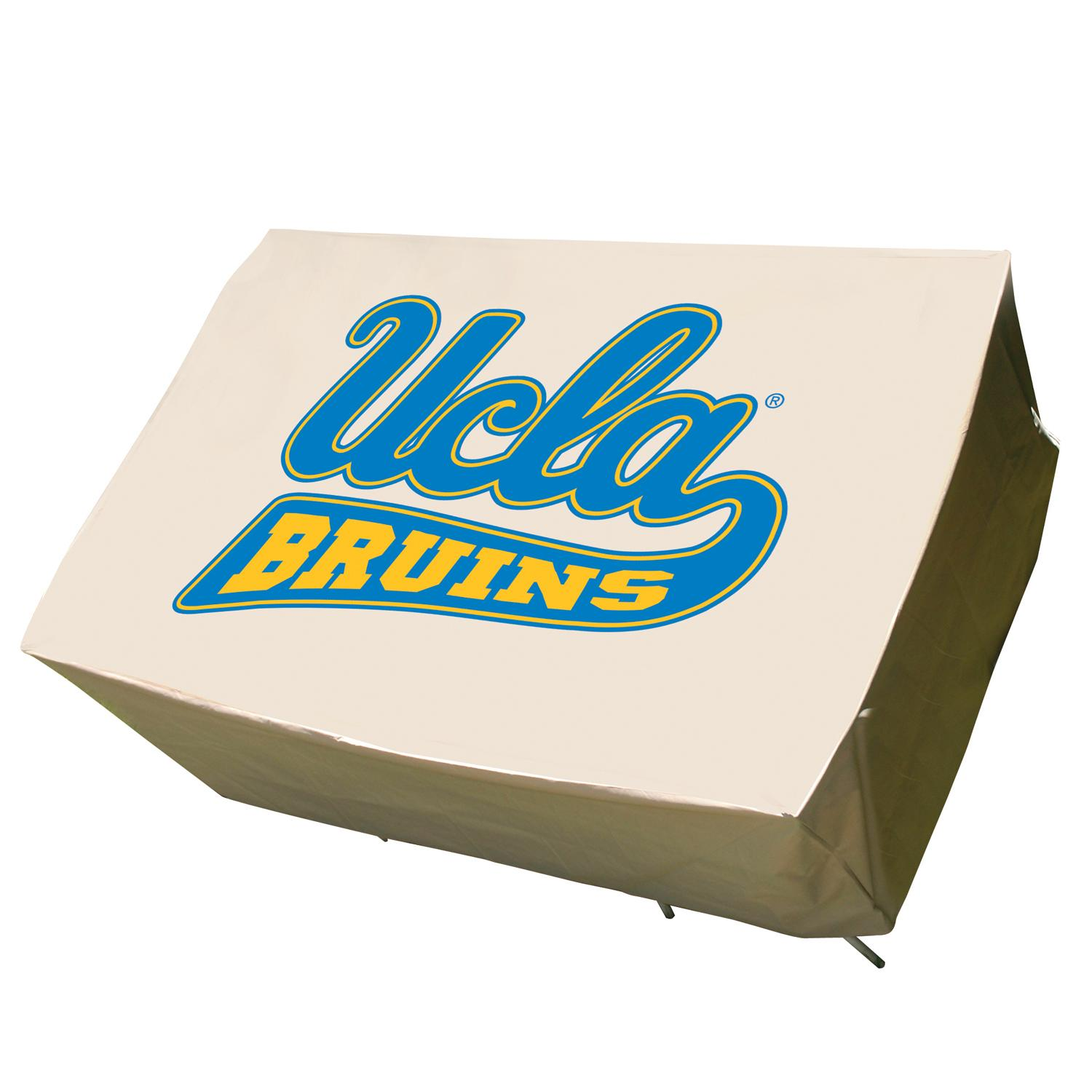 UCLA Bruins Rectangle Patio Set Table Cover