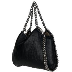 Stella McCartney Black Chain Detail Tote