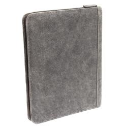 The Jones Collection Distressed Leather Executive Padfolio Planner Organizer
