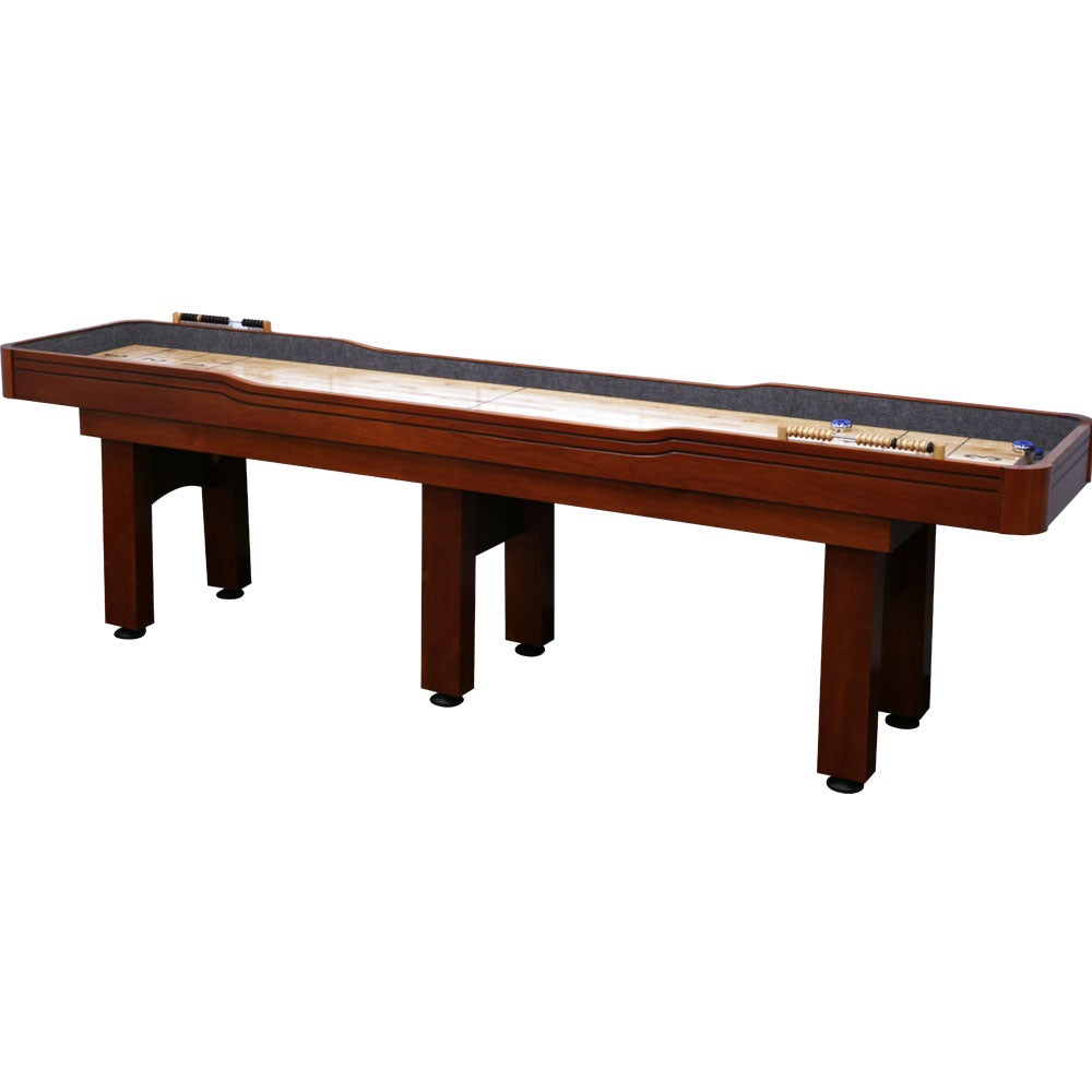 Merveilleux Deluxe 10 Foot Professional Quality Shuffle Board Table